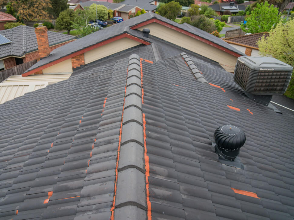 About to switch a tiled roof to colorbond