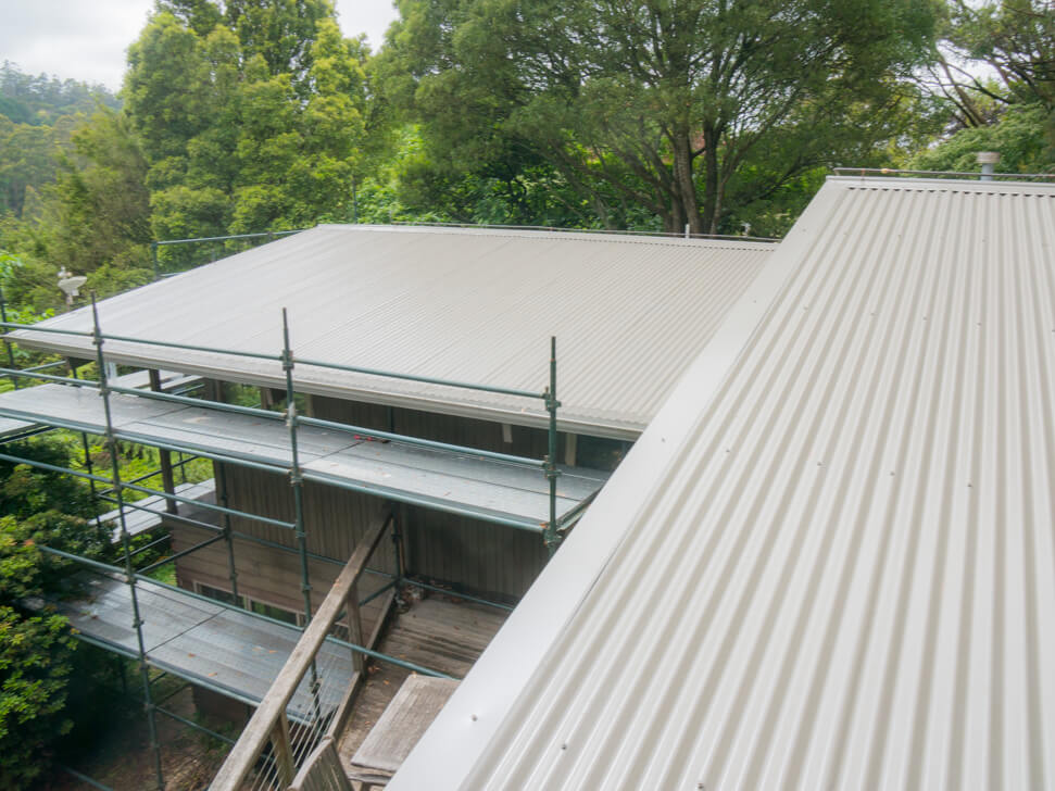 Colorbond Roof Replacement Melbourne