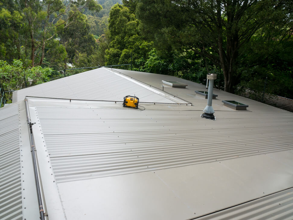Metal Roofing by Melbourne Roof Replacements